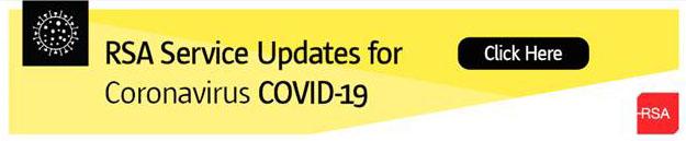 RSA Alerts COVID-19